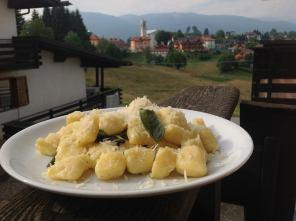 gnocchi di patate di montagna