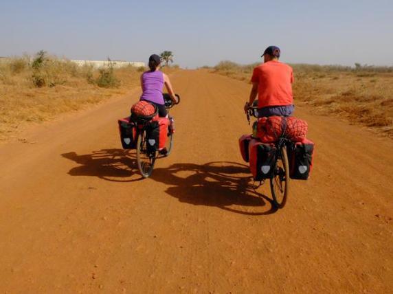 Senegal con Sylvie